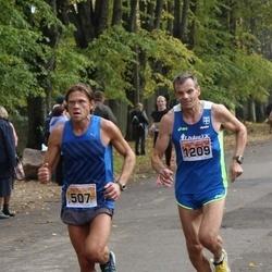 Sigulda Half Marathon - Mihails Seļivanovs (507), Roberts Mālnieks (1209)