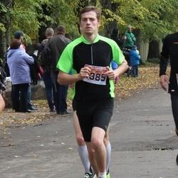 Sigulda Half Marathon - Kārlis Zuters (1385)