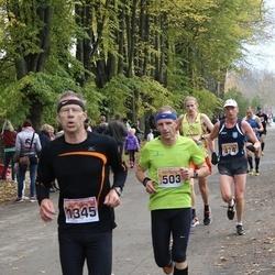 Sigulda Half Marathon - Aigars Rublis (474), Juris Šehtels (503), Valdis Tilts (1345)