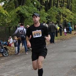 Sigulda Half Marathon - Viktors Vasilenko (592)