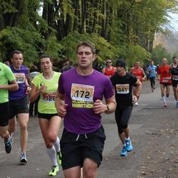 Sigulda Half Marathon - Kaspars Ģērmanis (172), Andris Lubejs (341), Diāna Jakubjaņeca (1126)