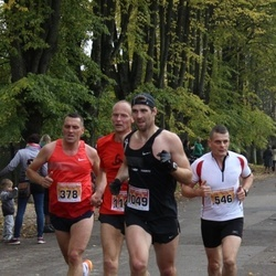 Sigulda Half Marathon - Andis Mots (378), Imants Suveizda (546), Emīls Broks (1049)
