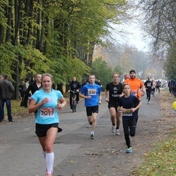 Sigulda Half Marathon - Dace Lina (1017), Ernests Vīlips (2260)