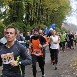 Sigulda Half Marathon - Edijs Sirotins (518), Juan-José Mi?ana-Prats (1224)