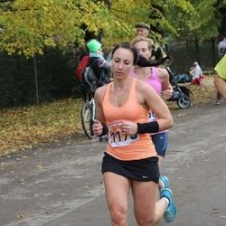 Sigulda Half Marathon - Sindija Kruvese (1173)