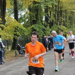 Sigulda Half Marathon - Aigars Dudelis (137), Sergejs Kuzmins (307)