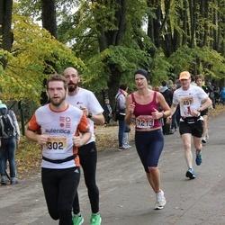 Sigulda Half Marathon - Ainārs Kumpiņš (302), Genādijs Rimšs (457), Kristina Markoviča (1213)