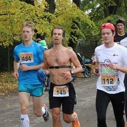 Sigulda Half Marathon - Rihards Čaiba (112), Matīss Eglītis (145), Artūrs Rundzāns (484)