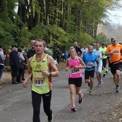 Sigulda Half Marathon - Agris Saulgriezis (497), Annija Zāģere (2264)