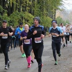 Sigulda Half Marathon - Krista Kuzņecova (1176), Atis Sirmbārdis (1314)