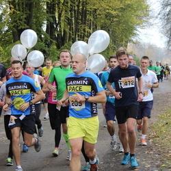 Sigulda Half Marathon - Ainārs Gudēvics (205), Edvards Rubezis (472)