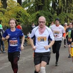Sigulda Half Marathon - Māris Auželis (38), Ivars Kore (283), Aleksandrs Judkins (1139)