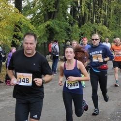 Sigulda Half Marathon - Ainārs Aizpurietis (8), Dzintars Lūsis (348), Aija Tolstoja (2245)