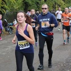 Sigulda Half Marathon - Ainārs Aizpurietis (8), Aija Tolstoja (2245)