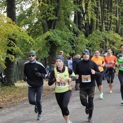 Sigulda Half Marathon - Valters Bērziņš (76), Dzintra Skārda (519)