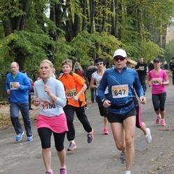 Sigulda Half Marathon - Oskars Zvaigzne (647), Iveta Letapure (1189), Edijs Vīķis (2270)