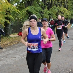 Sigulda Half Marathon - Agnese Ulanova (1353)