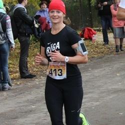 Sigulda Half Marathon - Vineta Pētersone (413)