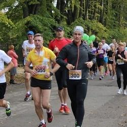 Sigulda Half Marathon - Oskars Kubulis (300), Gvido Upenieks (1355)