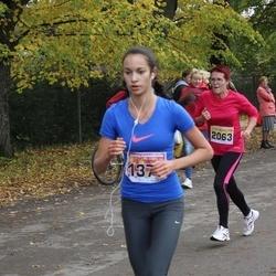 Sigulda Half Marathon - Silvija Ervika (2063)