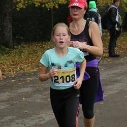 Sigulda Half Marathon - Annija Kārkliniece (2108)