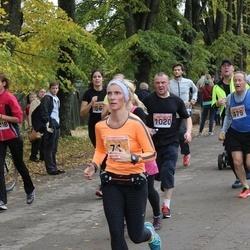 Sigulda Half Marathon - Sanita Bērziņa (71), Aigars Beiris (1020)