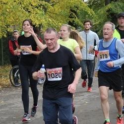 Sigulda Half Marathon - Dzintars Rudzītis (479), Aigars Beiris (1020)