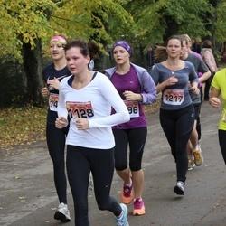 Sigulda Half Marathon - Laura Janisele (1128), Olga Mekša (1217)