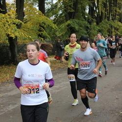 Sigulda Half Marathon - Amanda-Agnese Arnicāne (1012), Artis Stieciņš (1328)