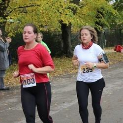 Sigulda Half Marathon - Anita Januša (235), Indra Garā (1103)