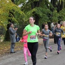 Sigulda Half Marathon - Ieva Pastare (1253), Anete Actiņa (2005)