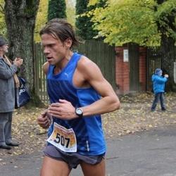 Sigulda Half Marathon - Mihails Seļivanovs (507)