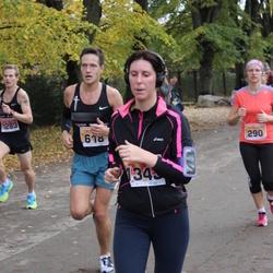 Sigulda Half Marathon - Jānis Višķers (618), Agnese Tauriņa (1343)