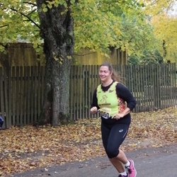 Sigulda Half Marathon - Agate Darviņa (2050)