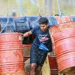 The Strong Race - Benjamin Suhanthakumar (30256)