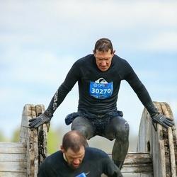 The Strong Race - Zigfrīds Kreitāls (30248), Cameron Parker (30270)