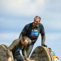 The Strong Race - Ojārs Rudzītis (30244), Jānis Baukerts (30264)