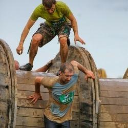 The Strong Race - Gatis Boks (40173), Ernests Fuksis (40476)