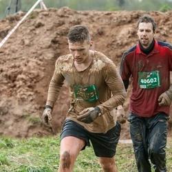 The Strong Race - Mārtiņš Barkovs (40175), Andris Vajevskis (40602)
