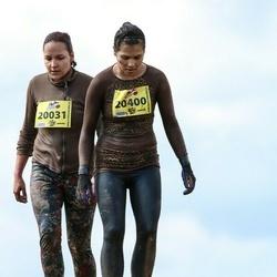 The Strong Race - Inga Rostoka (20031), Gerda Pavloviča (20400)