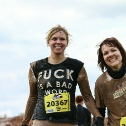 The Strong Race - Agnese Berķe (20366), Sanda Krutika (20367)