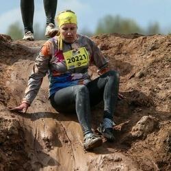 The Strong Race - Aiga Kuzmina (20221)