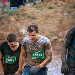 The Strong Race - Andris Litenboks (40685), Raimonds Vanags (40797)
