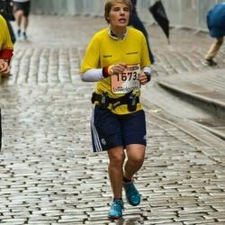 The 25th Lattelecom Riga marathon - Sabine Knieling (1673)