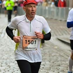 The 25th Lattelecom Riga marathon - Jens Schlosser (1501)