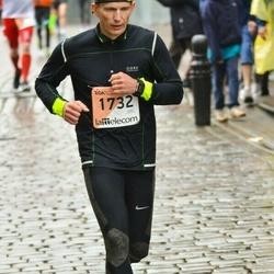 The 25th Lattelecom Riga marathon - Raitis Zvejnieks (1732)