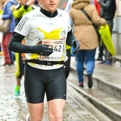 The 25th Lattelecom Riga marathon - Ilmar Tagel (1242)