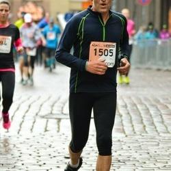 The 25th Lattelecom Riga marathon - Axel Münzer (1505)