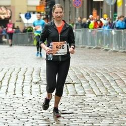 The 25th Lattelecom Riga marathon - Kristīne Gržibovska (936)