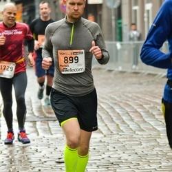 The 25th Lattelecom Riga marathon - Markus Puntala (899)